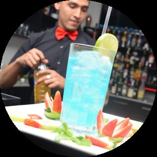 servicio de barman